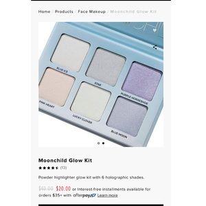 Anastasia Beverly Hills Makeup - New in Box Anastasia Moonchild palette